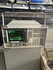 Hp 8595e Portable Spectrum Analyzer 9 Khz To 65 Ghz Opt 010 130 B01