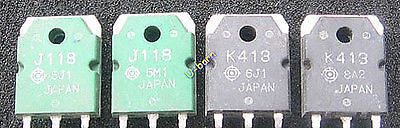 HITACHI 2SK413 TO-3P Low-Power Single-//Dual-Level Battery