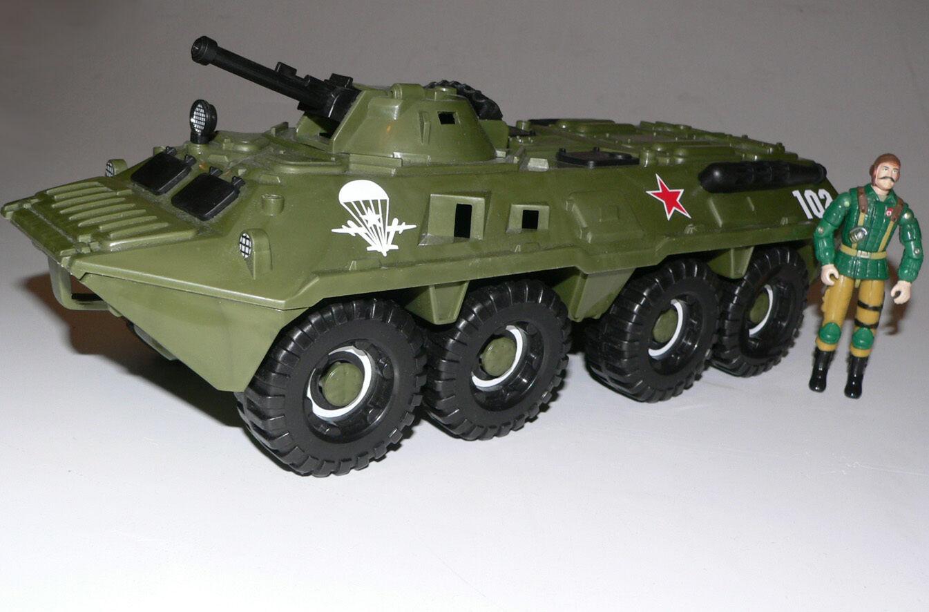 USSR APC GI Joe Oktober Guard vehicle 1 18