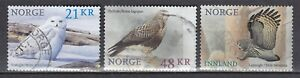 NORWAY-2018-used-SC-The-Birds