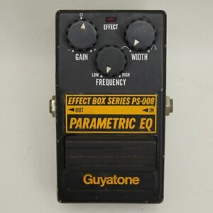 details about guyatone ps 008 parametric eq made in japan vintage guitar effect pedal 8114627  guyatone lg 50t toggle switch mod