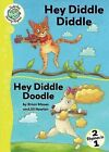 Hey Diddle Diddle and Hey Diddle Doodle by Brian Moses (Hardback, 2012)