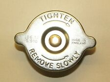 RADIATOR CAP 13 PSI TRIUMPH SPITFIRE LATE MK1, MK2, MK111, MK1V & 1500