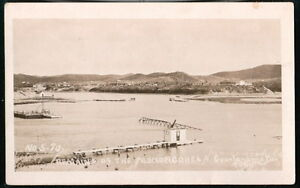 GUANTANAMO-BAY-CUBA-USS-Monongohela-Remains-Vtg-RPPC
