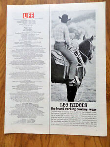 1963-Lee-Riders-Jeans-Ad-The-Brand-Working-Cowboys-Wear