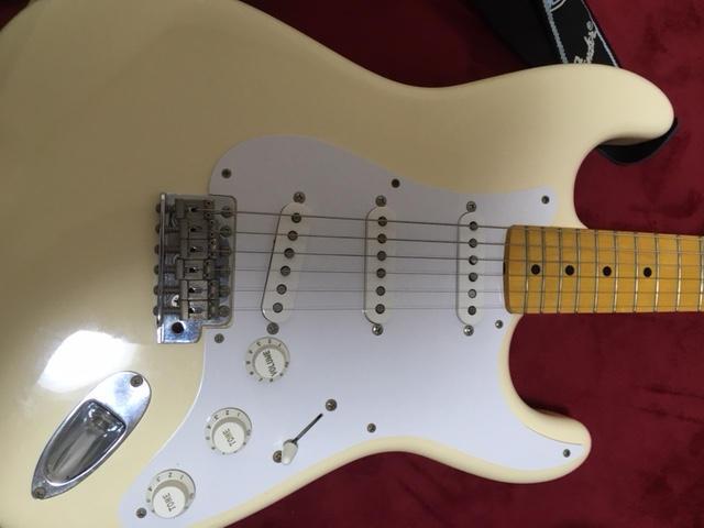 Fender Japan ST57-TX VWH Japan vintage popular electric guitar EMS F   S
