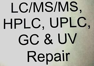 Details about Repair, PM and IQ,OQ,PQ for Agilent, Waters, Shimadzu and  Thermo HPLC, GC, LC/MS
