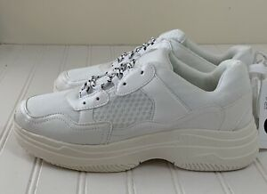 cheap prices clearance sale united kingdom Women's Maybelle Bulky Sneakers Wild Fable SZ 11 White NWT | eBay