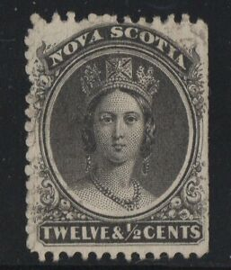MOTON114-13-Nova-Scotia-Canada-used-well-centered-XF