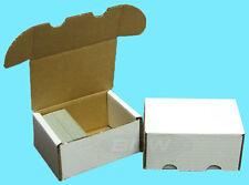 1 BCW 300 COUNT CARDBOARD STORAGE BOX Trading Sports Card Holder Case Baseball