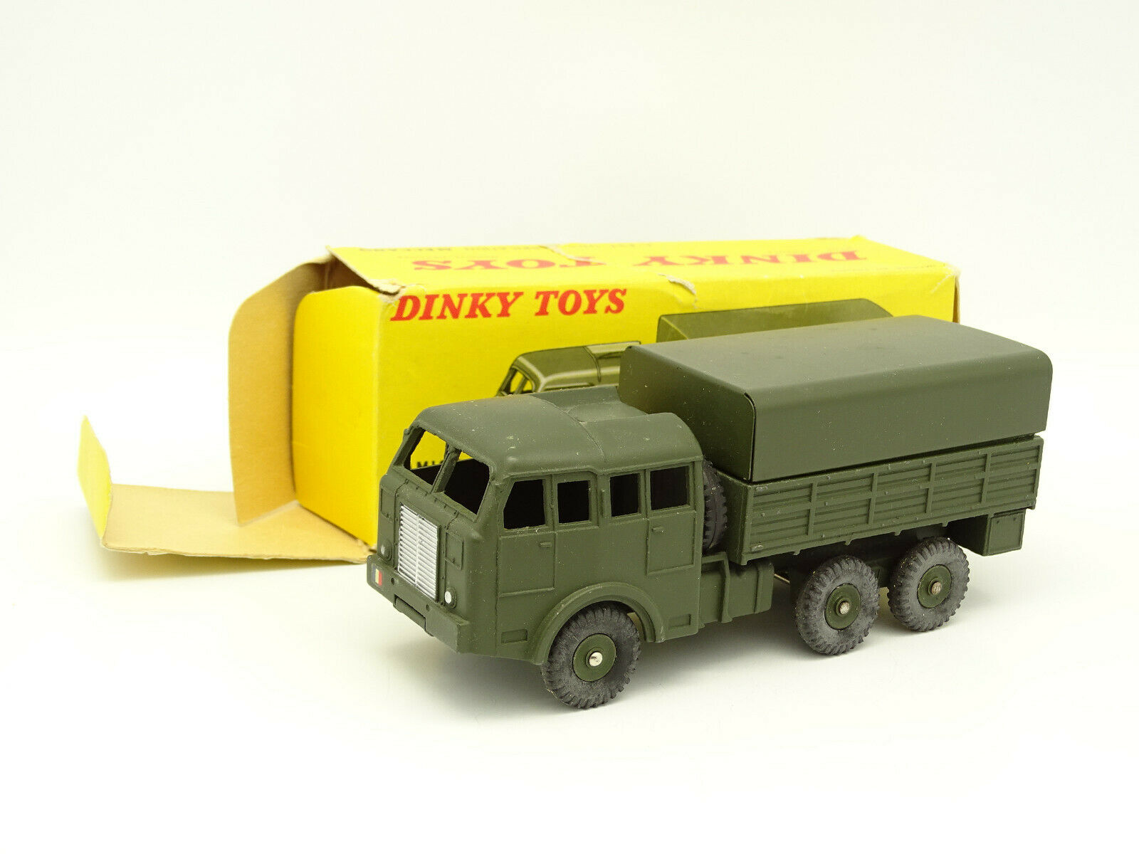Dinky toys france militaire 1 43 - berliet all terrain