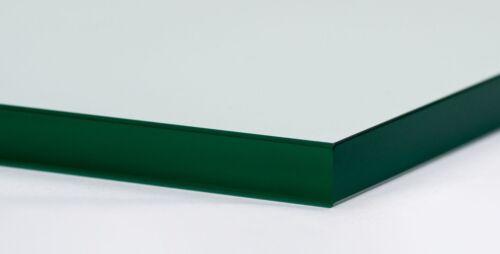 8 Glaszuschnitt  Klarglas 4 10 mm Float  Glasplatte Scheiben 6 5