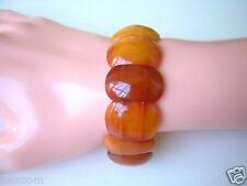 Natur Bernstein Armband Butterscotch Honig Cabochons 15 g Amber