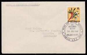 100% De Qualité Australie 1968 3rd Réunion Ministérielle De L'asie & Pacifique Conseil-pm255 $110-afficher Le Titre D'origine