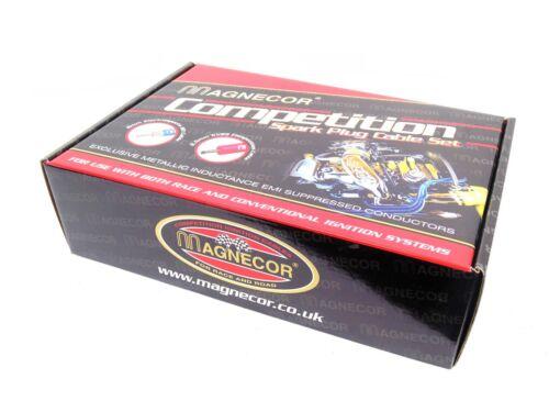 MAGNECOR Ignición HT lidera KV85//Alambre//Cable Ford Mondeo//ST220 3.0i V6 24 V 01-05