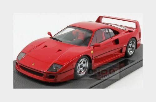 Ferrari F40 1987 Red TOPMARQUES 1:18 TOP098A Model