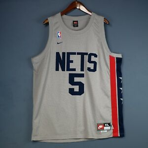 100% Authentic Jason Kidd Nets Vintage Nike Swingman NBA HWC Jersey ... 92cc8f4ce