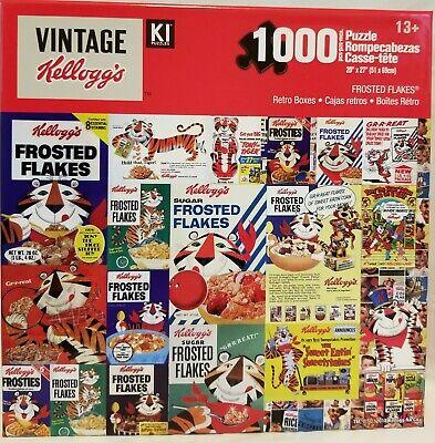 AS IS Vintage Carboard Orange and Green Mask \u2013 Kellogg\u2019s Corn Flakes Cereal Premium Unused But Cut From Box \u2013 Fun Halloween D\u00e9cor