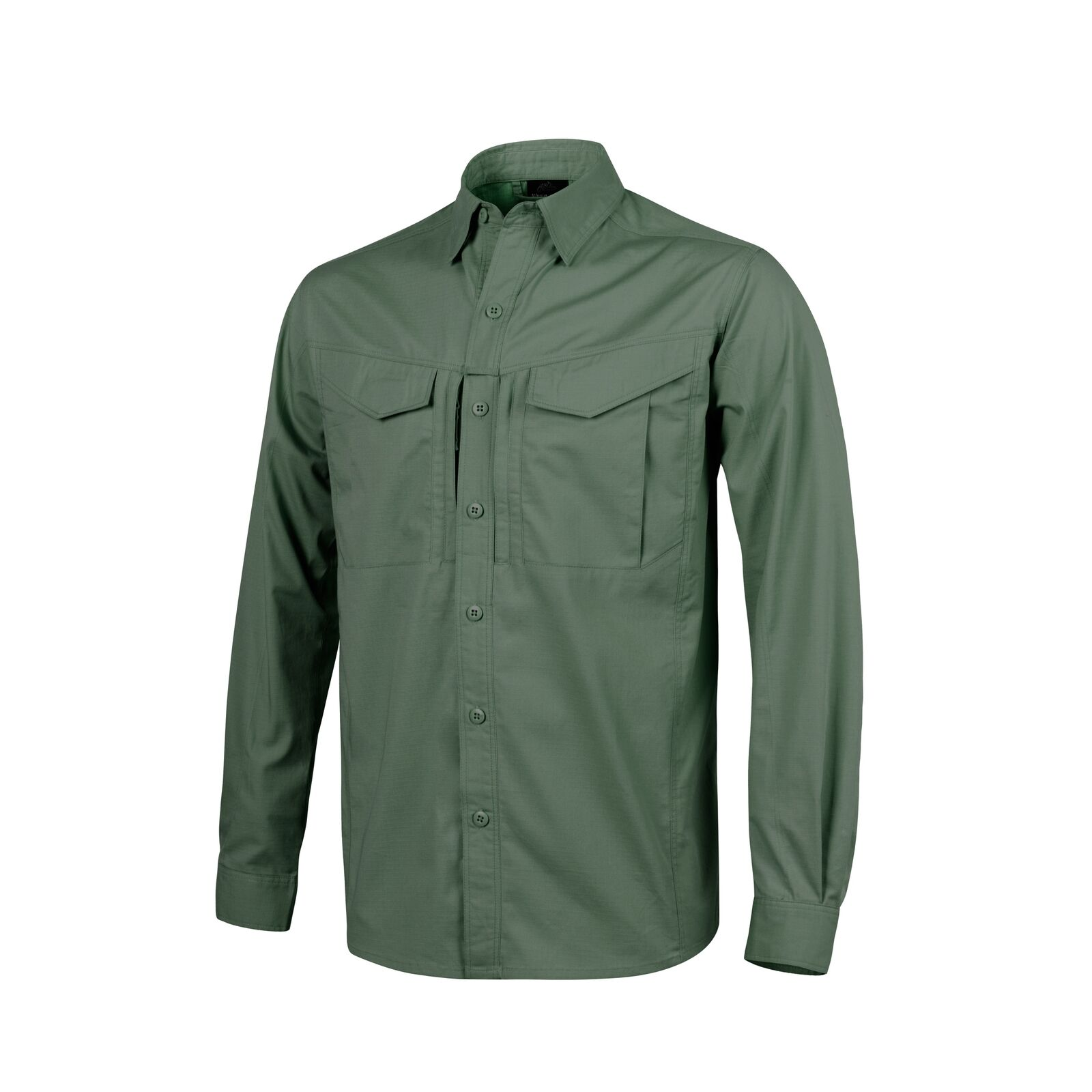 Helikon-Tex Defender Mk2 Long Sleeve Shirt HEMD TAKTISCH -Polycotton- Olive Gree