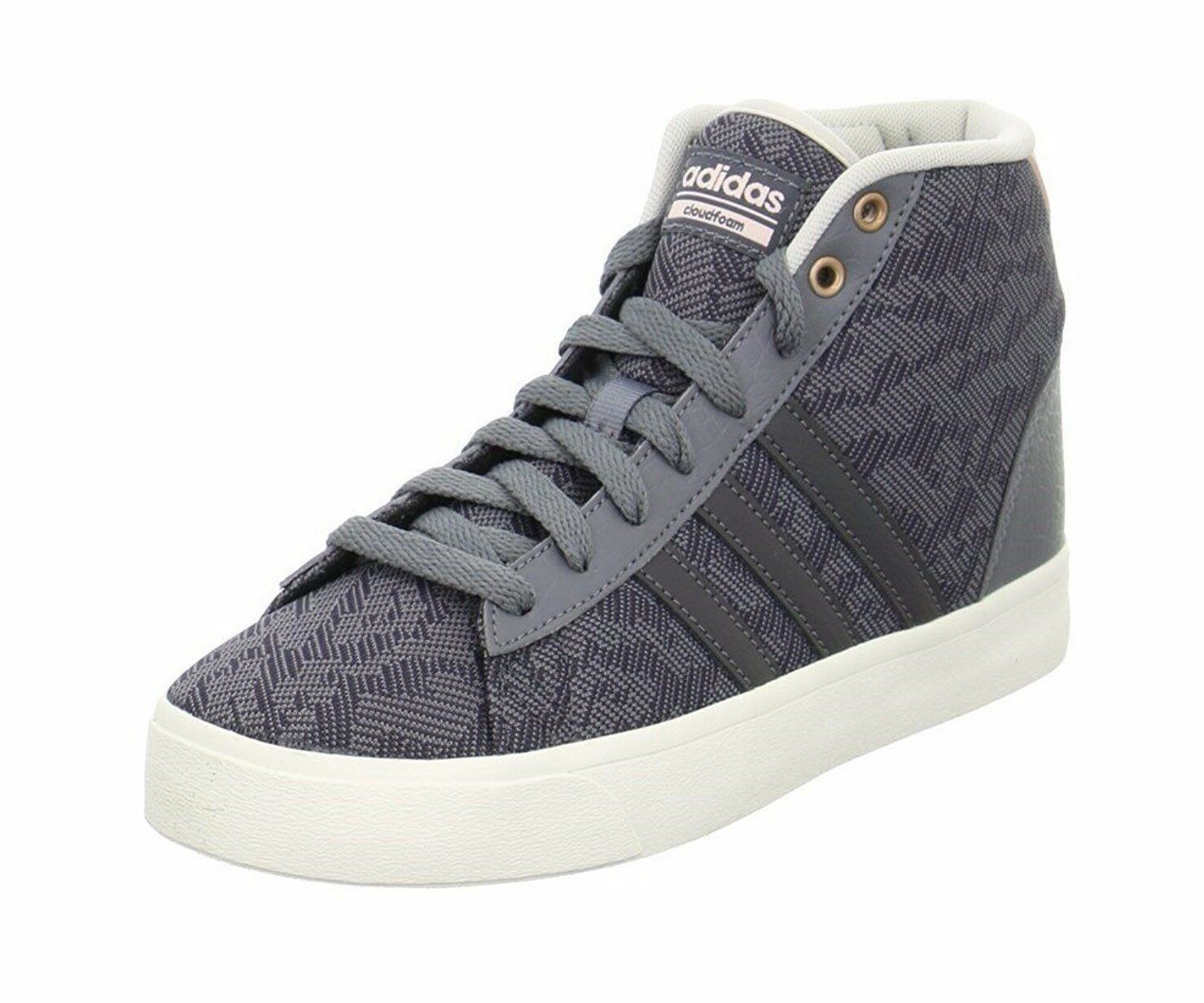 Adidas NEO Damens Schuhes Cloudfoam Fashion Daily QT Mid Casual Fashion Cloudfoam B74276 New 2018 c9727f
