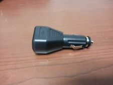 2X USB Car Cigarette Plug Adapter Charger DC for iPhone4 4S iPod Touch Nano Blac