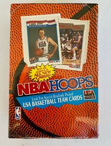 1991-92-Hoops-Series-2-Basketball-Box-Factory-Sealed-36-Pack-NEW