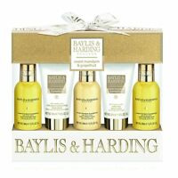 Baylis & Harding Sweet Mandarin And Grapefruit Set - 5-piece