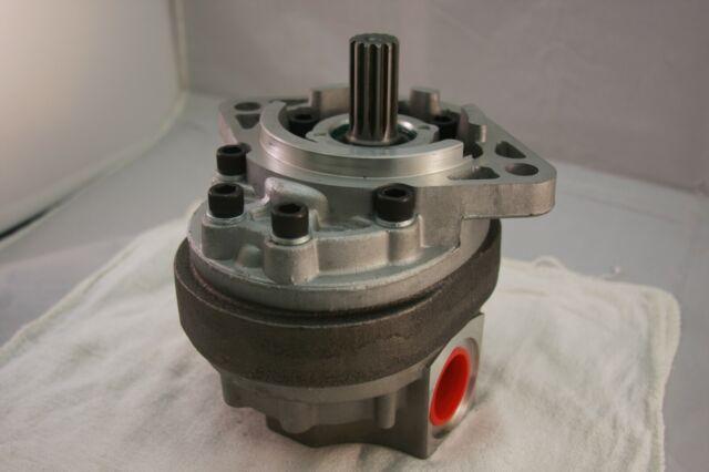 CASE D41390 BACKHOE HYDRAULIC GEAR PUMP