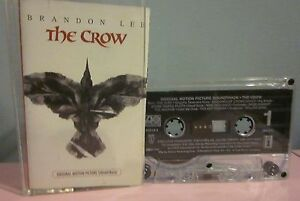 Il-Corvo-THE-CROW-BRANDON-LEE-MUSIC-FROM-THE-ORIGINAL-MOTION-PICTURE-SOUNDTRACK
