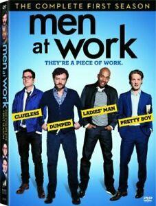 REGION-1-Men-At-Work-Season-1-First-DVD-2014-2-Disc-Set-FREE-POST