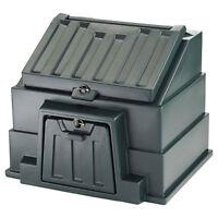 Hockley Green Plastic 150kg Capacity Coal Bunker