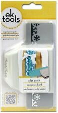 EK tools Edge Punch Snow Flurries 54-40171 Snowflake Border New Flocons de Neige