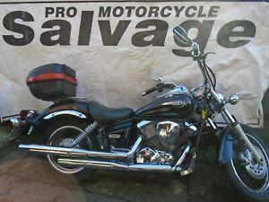 Yamaha 125 Dragstar Engine Used Motorcycle Parts Ebay