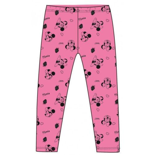 Leggins Disney Minnie Mouse Minni Maus rosa 3-8 Jahre Kid Kind Mädchen NEU