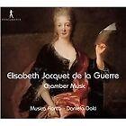 Elizabeth-Claude Jacquet de la Guerre - Elisabeth Jacquet de la Guerre: Chamber Music (2015)