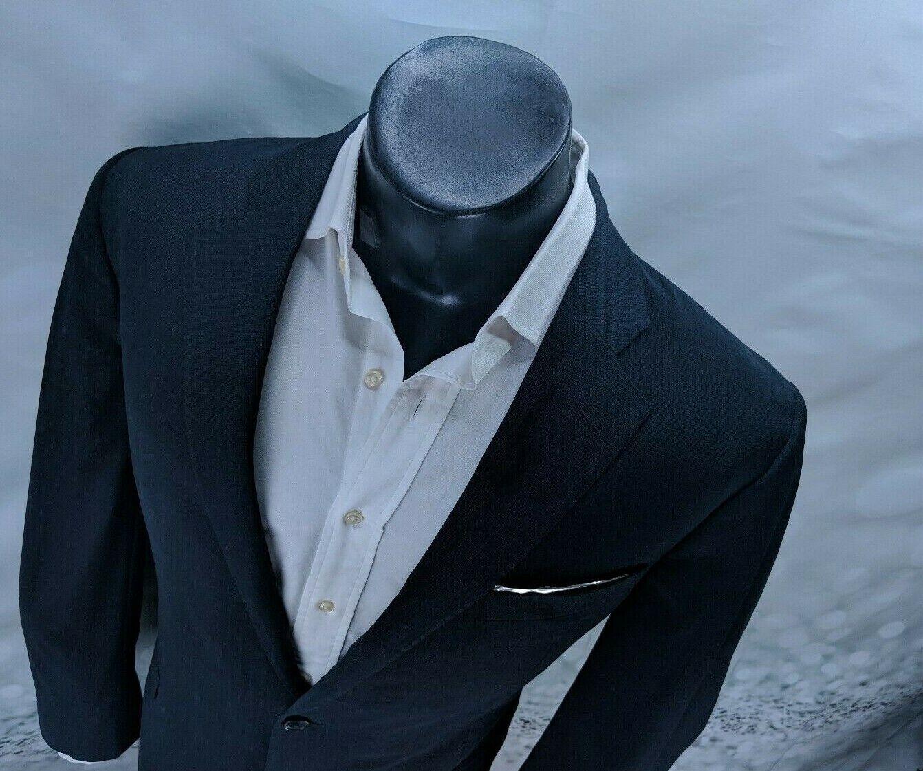Brooks Bredhers Modern 346 Men's blazer 2 Button 44R wool Msrp