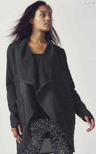 Kk Uk Size £ Ls171 Coat 14 88 20 Eugenia Fabletics Rrp 18 6nvxTnw
