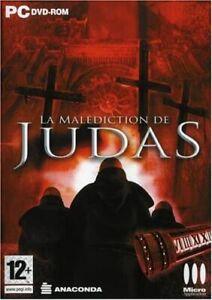 La Malédiction de Judas - PC CD-ROM - NEUF