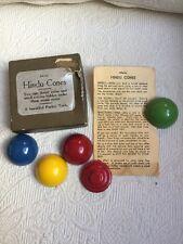 HINDU CONES- Vintage Adams Classic Magic Trick