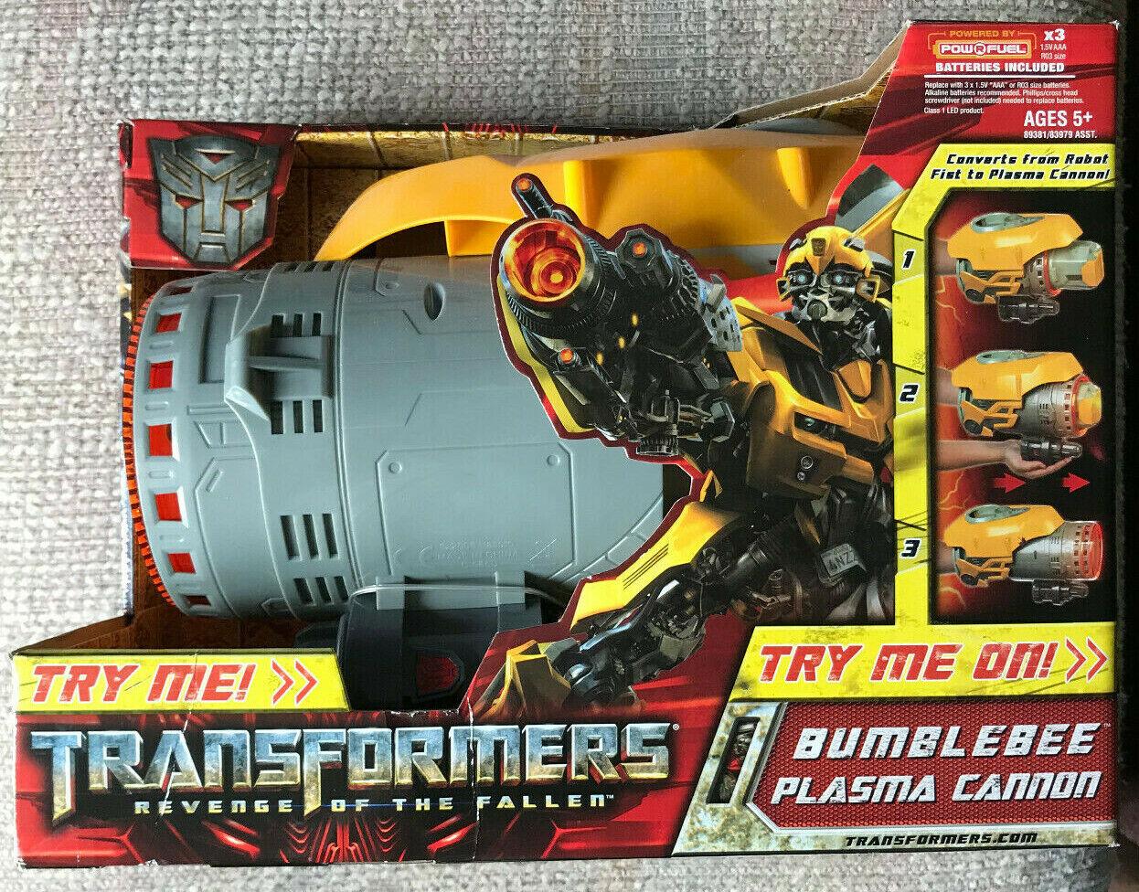 en linea Transformadores abejorro Plasma Cannon la venganza de los caídos HASBRO HASBRO HASBRO 2007  preferente