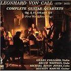 Leonhard Von Call - Leonhard von Call: Complete Guitar Quartets (2000)