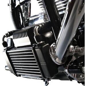 JAGG Oil Cooler Kit 750-2300 For Harley Davidson 1984-2008 FL ...