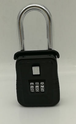 PACK OF 12 Lockbox Key Lock box for Realtor Real Estate 3 Digit Alpha