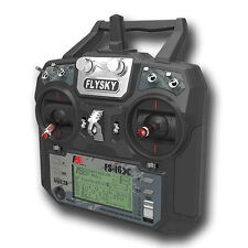 Flysky FS-i6X 2.4GHz 10CH AFHDS 2A RC Transmitter With FS-IA6B Receive for Drone