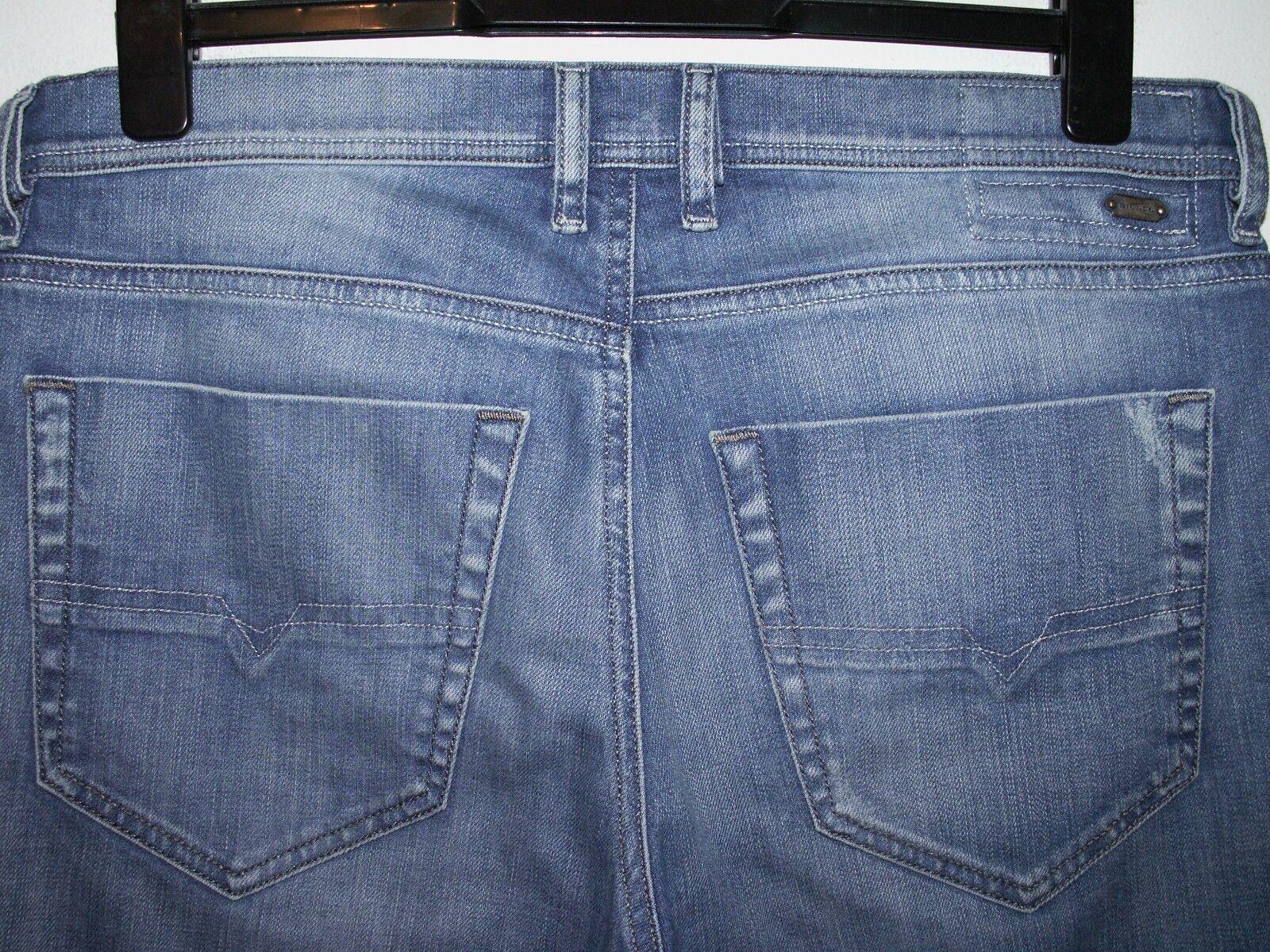 Diesel tepphar slim-carred jeans wash 008W7 stretch W32 L32 (a3468)