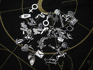 Lenomand-Casting-Charms-Divination-Pagan-Wicca-Deck-tarot-36-charms-Cards