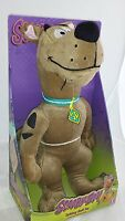 Scooby-doo Talking Dooby Soft Plush Toy Warner Bros Action Figure, 15 Inch,