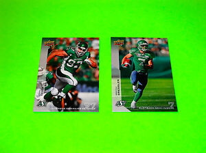 SASKATCHEWAN-ROUGHRIDERS-WESTON-DRESSLER-RR-2-JOHN-CHICK-RR-1-CFL-FOOTBALL-CARDS
