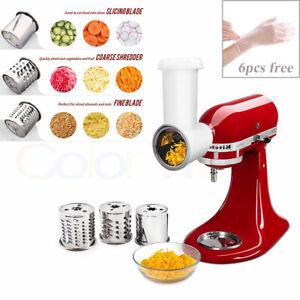 Prep-Slicer-Shredder-Attachment-For-KitchenAid-Stand-Mixer-KSMVSA