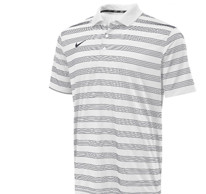 01aa0c6d Nike Men's Dri-Fit Preseason Polo - Black/Gray or White/Black - New ...